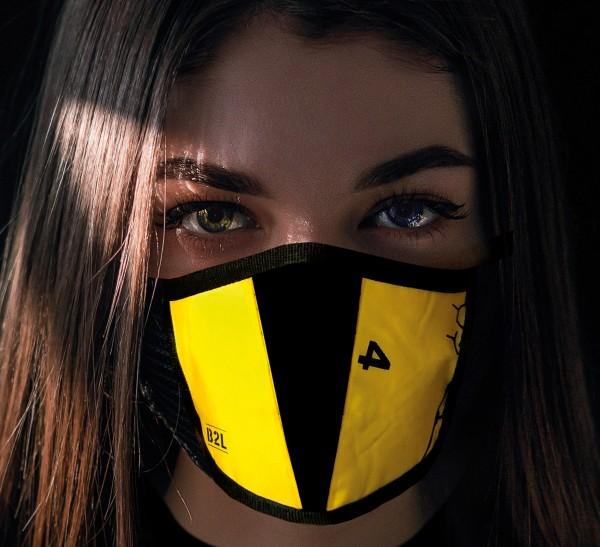 Face mask Travel Safe Mask