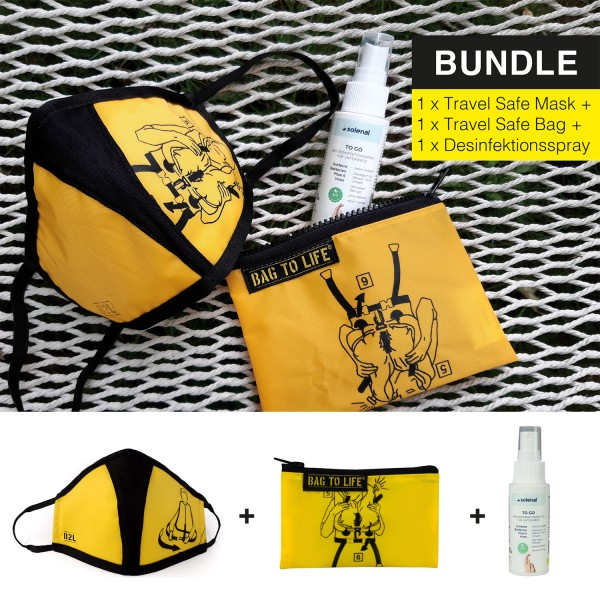 Travel Safe Kit