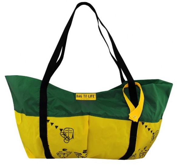 Tasche Airlie Beach Bag green