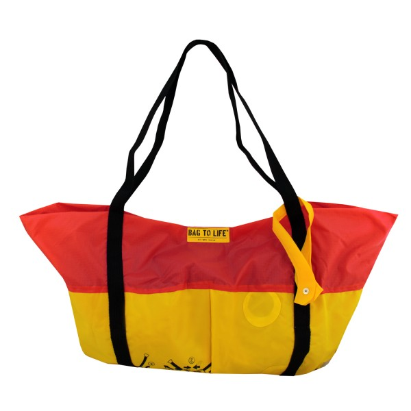 Airlie Beach Bag (red)